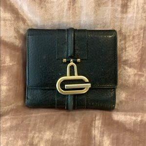 Vintage Leather Gucci Wallet